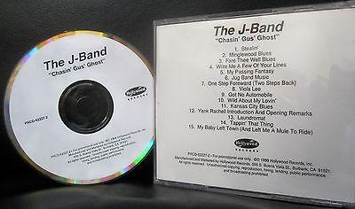 prezzo ridotto retrò un'altra possibilità The J-Band - John Sebastian - Jug Music CHASIN' GUS' GHOST Advance Release  CD | eBay