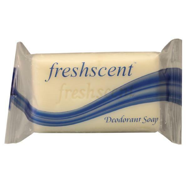 (250 BARS) FRESHSCENT DEODORANT  1 BAR SOAP 0.85 OUNCE HOME HOTEL TRAVEL Größe