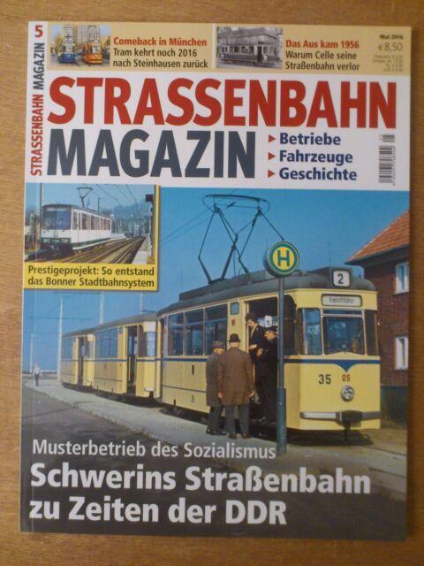 Tram Magazine, 5/2016