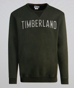 Timberland-Sweatshirt-039-Stonybrook-039-Olive-Size-2XL-New-with-Label-Np