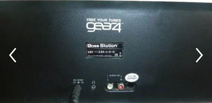 Højttaler, Gear4, BassStation