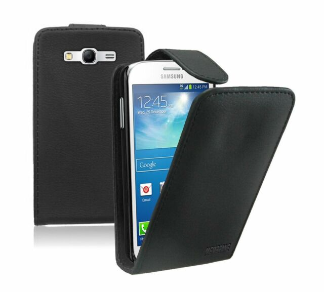 Leather Flip Case Cover Pouch for Samsung Galaxy Grand Neo GT-i9060 / GT-i9060L