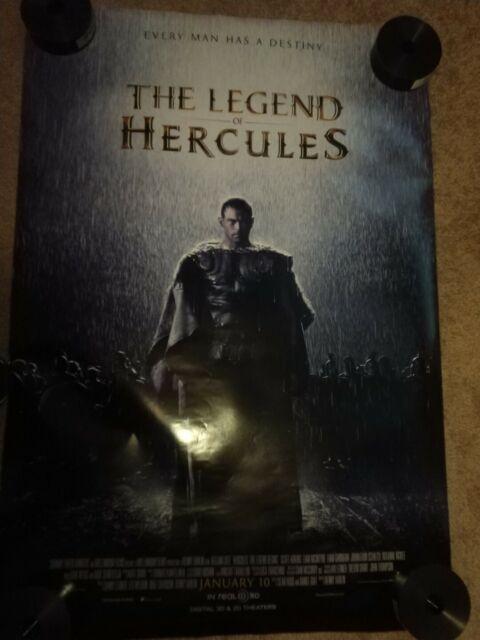 VJBrendan.com: 'Hercules 3D' Starring Kellan Lutz Poster's ... |Kellan Lutz Hercules Poster
