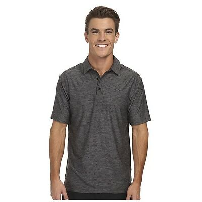 New Mens Under Armour Muscle Golf Polo Shirt Small Medium Large XL 2XL 3XL 4XL