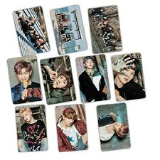 10pics BTS BANGTAN BOYS KPOP CARD STICKERS WINGS You Never Walk Alone SKKT920
