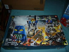 Lego Bionicle Playsets Piraka Stronghold 8894 For Sale Online Ebay