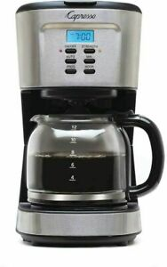 Capresso-12-Cup-Programmable-Coffee-Maker-Stainless-Steel