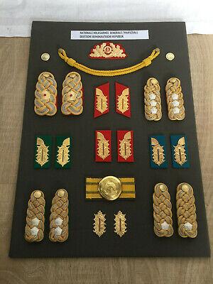 Marschall General 1 Mützenabzeichen NVA !