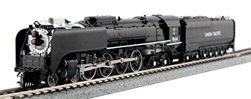 Kato N Calibre hasta FEF-3  844 Negro 12605-2 modelo del Ferrocarril Locomotora de vapor