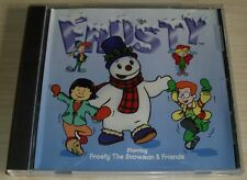 Christmas with Frosty the Snowman & Friends CD KID RHINO