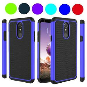 For-LG-Stylo-5-Case-Hybrid-Dual-Layer-Shockproof-Anti-Scratch-Rugged-Phone-Cover
