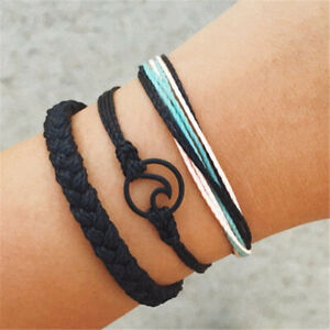 3PCS-Fashion-Vintage-Wave-Weave-Bracelet-Men-Women-Boho-Bracelet-Jewelry-Gifts