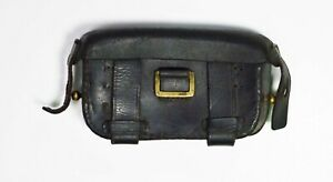 Original-German-Gewehr-1871-84-Mauser-Cartridge-Box-Case-Pouch-UNIT-MARKED