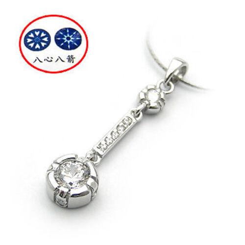 "ViVi /""H /& A /"" Signity Star Diamond Pendant 3215"