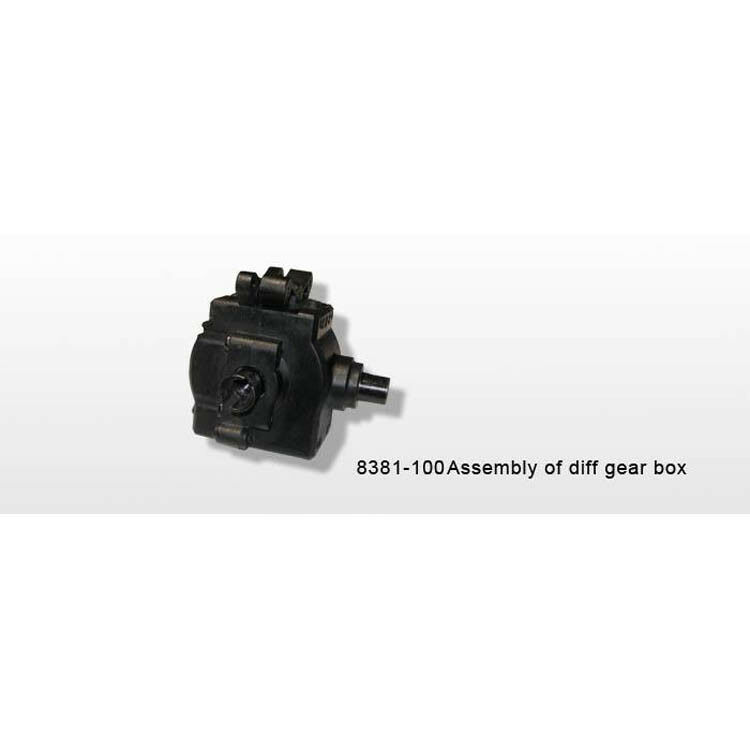 DHK RC DHK8381-100 Differential Set  davanti or Rear Hunter Brushless Maximus Cross  autentico online