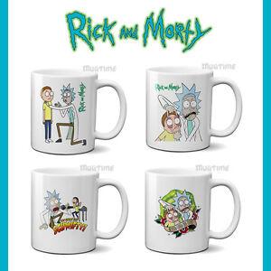 Rick-e-Morty-Tazza-Caffe-Te-Divertente-Netflix-Series-330ml-bello-regalo