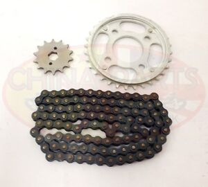 Heavy-Duty-Chain-amp-Sprockets-Set-for-ZF250FB-Cruiser-motorcycle-253FMM