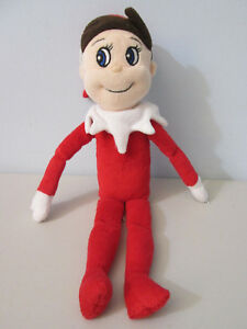 Elf On The Shelf Plush Girl Doll Stuffed Animal 14 Christmas Ebay