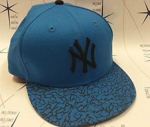 Caricamento dell immagine in corso Cappello-New-Era-NY -NFL-Yankees-Azzurro-nero- 30c118281be1