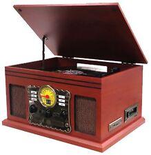 Nostalgie Retro Kompaktanlage | Plattenspieler | Stereoanlage | Musikanlage |