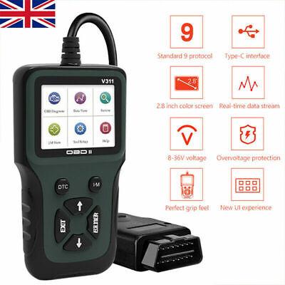 Vauxhall Mokka X Fault Code Reader OBD2 Car Diagnostic ...