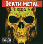Death Metal Legends [PA] by Various Artists (CD, Jan-2008, Crash Music, Inc.)