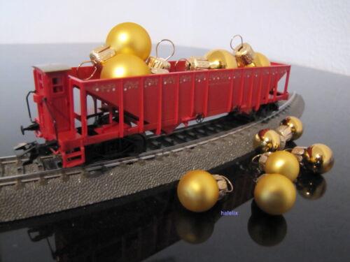 Kohletrichterwagen  frei Haus Märklin 48411 Weihnachtswagen 2011 D