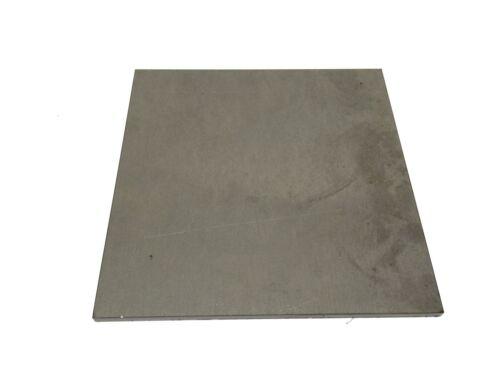 """A36 Steel 3//16/"""" x 18/"""" x 18/"""" 3//16/"""" Steel Plate"""