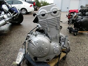 06 07 08 2006 Kawasaki Ninja 650 650R EX650 Engine Motor 24K *VIDEO ...