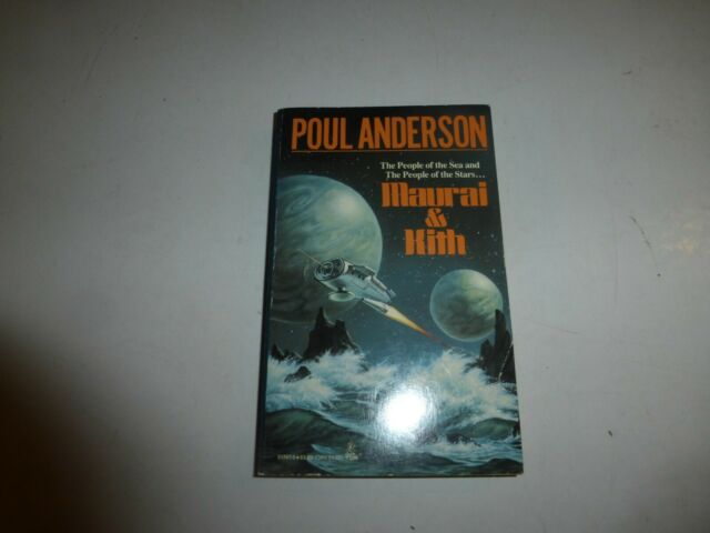 Maurai & Kith by Poul Anderson (1992, 2nd Edition Tor Paperback) New  B24