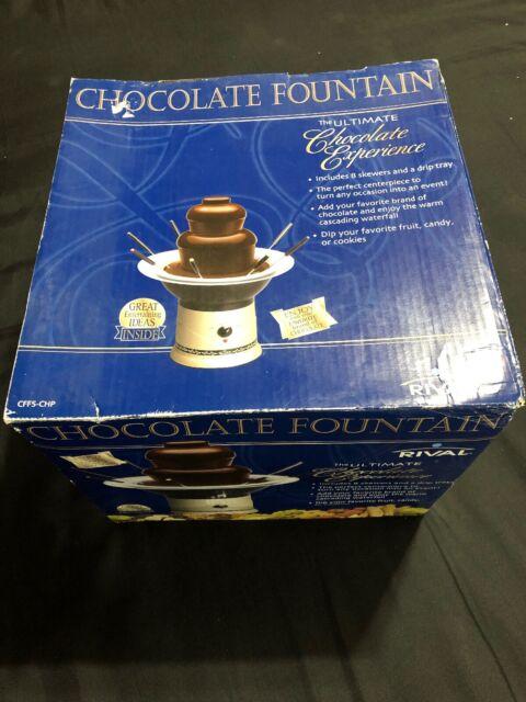 Rival CFF5-CHP Chocolate Fountain