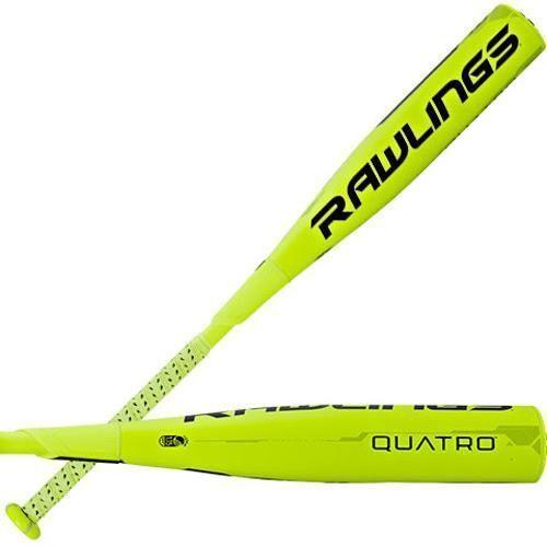 Rawlings Quatro Senior League Baseball Bat  SL7Q10