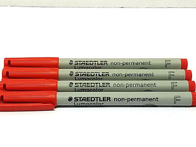 FAST /& FREE DELIVERY STAEDTLER 316 WP4 Non Permanent Fine Pens