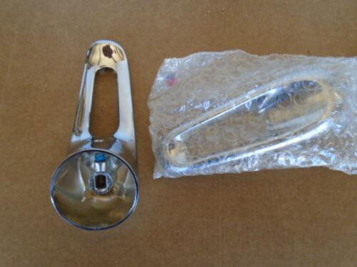 CHROME SINGLE LOOP REPLACEMENT SHOWER FAUCET HANDLE W// SET SCREW