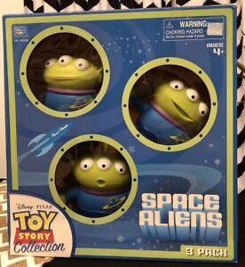 Toy Story Disney and Pixar Space Aliens Figures 3-Pack