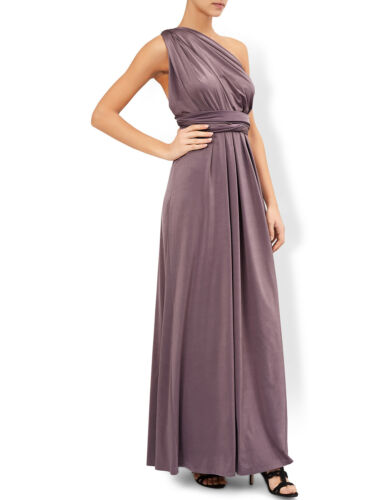 Size Mink affare Maxi Fawn Dress Bnwt Garland Rrp 99 Monsoon Buon 22 I8xBwYB