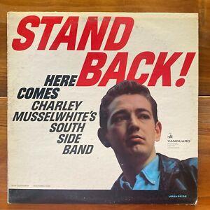 Charlie Musselwhite Stand De Vuelta Debut Eléctrica De Chicago Blues Vinilo Lp Mono Wlp Ebay