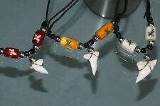 haizahn,kette,1-2cm,halskette,indianer,shark,surferkette,surfer,haizahnkette,