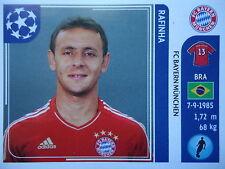 Panini 12 Rafinha Bayern München UEFA CL 2011/12
