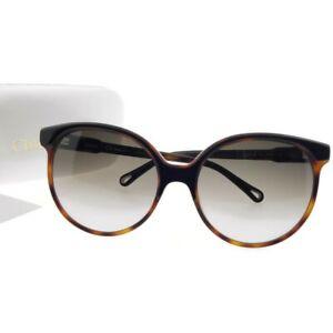 85c84dd2474e9 Chloe CE733S-004-59 Unisex Tortoise Frame Grey Gradient Lens Genuine ...