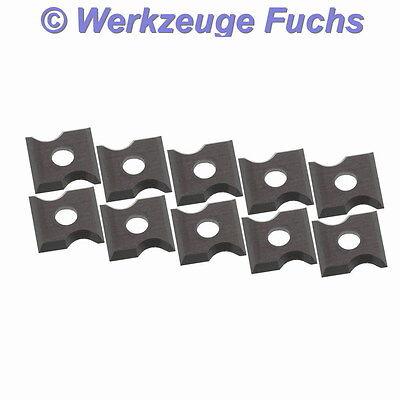 GemäßIgt 2 Oder 10 Stück Hw-wendeplatten Fase Und R2 Oder R3 F. Fase-radienfräser Guhdo
