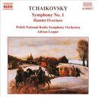 Tchaikovsky: Symphony No. 1; Hamlet Overture (CD, Naxos (Distributor))