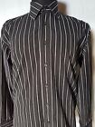 MENS INDUSTRIE LONG SLEEVED CUFFLINK STYLED SHIRT LARGE