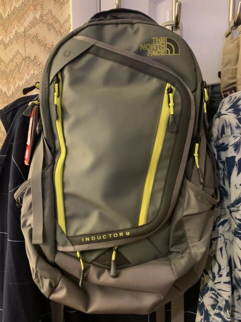 The North Face Resistor Charged Backpack With Joey Battery NEW