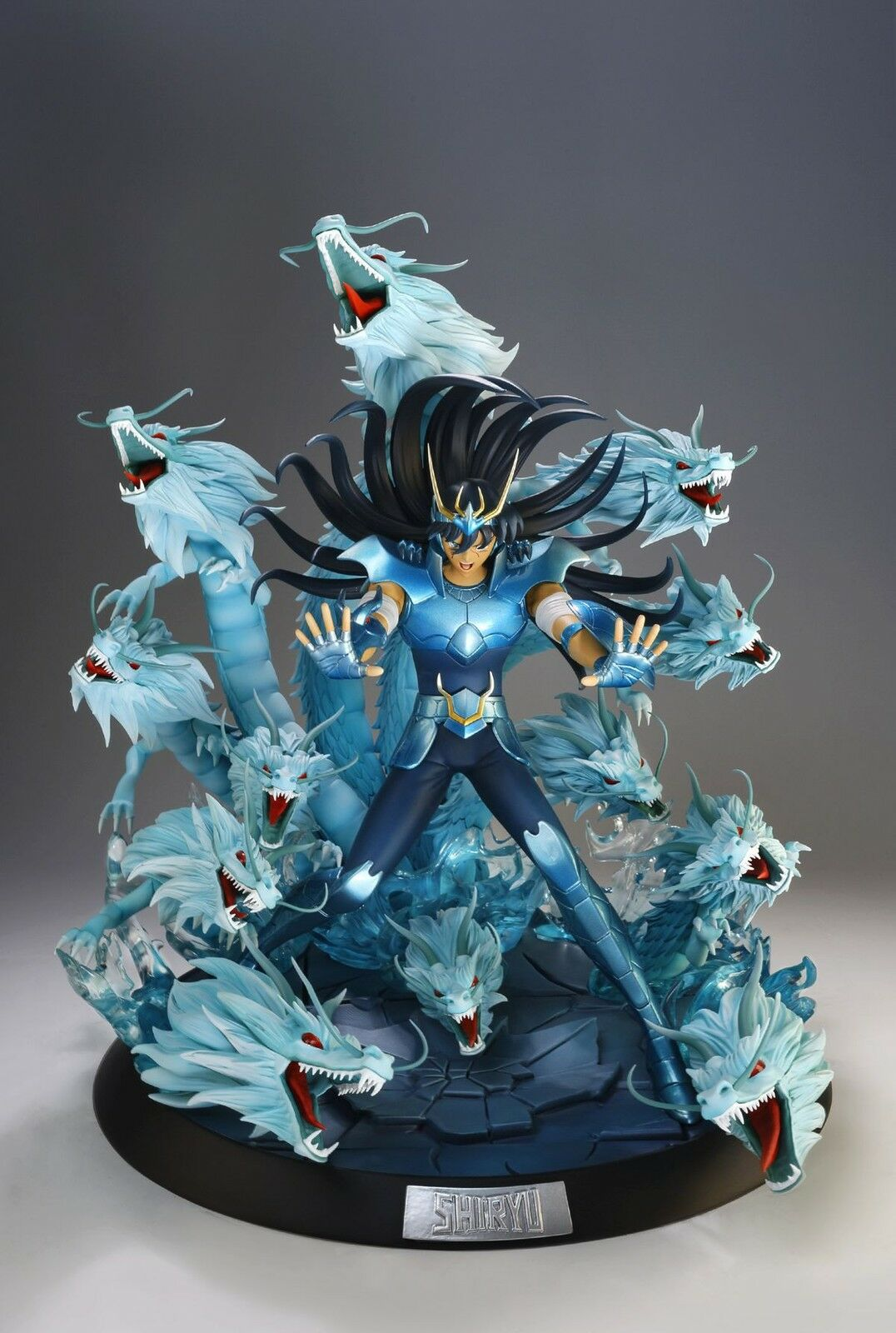 Tsume HQS Saint Seiya Dragon Shiryu 1/6 scale Statue