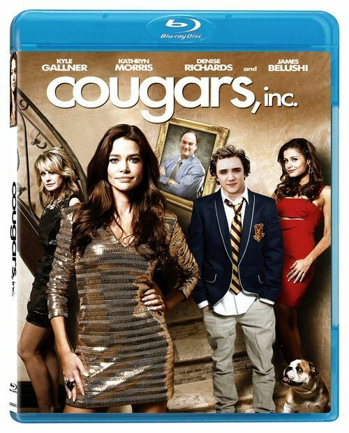 Cougars, Inc. (Blu-ray Disc, 2011, Canadian) NEW