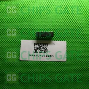 7PCS-M74HC4078B1R-IC-Gate-ne-o-8-Input-14-DIP-ST