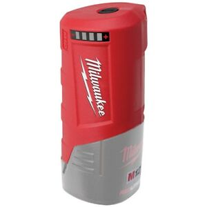 Milwaukee-49-24-2310-M12-12V-Power-Source-with-USB-Port-Bare-Tool