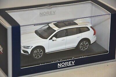 Volvo V60 Cross Country 2019 Crystal White 1//43-870026 NOREV