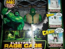 Hulk Electronic Rage Cage with Sounds & Breakout Action Toy Biz 2003 Marvel